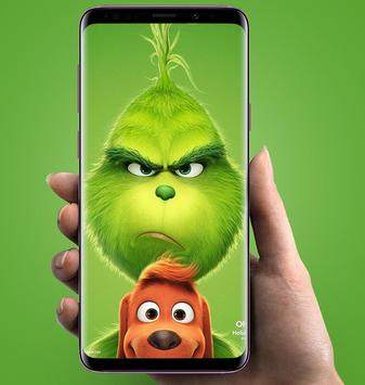 The Grinch Wallpaper poster