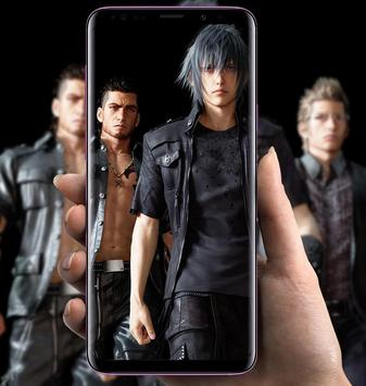 Final Fantasy XV Wallpaper apk screenshot