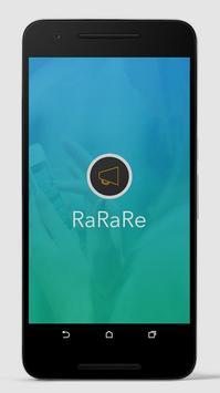 RaRaRe Partner poster