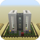 Controllable Flying House Mod icon