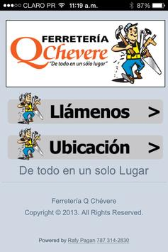 Ferreteria Q Chevere apk screenshot