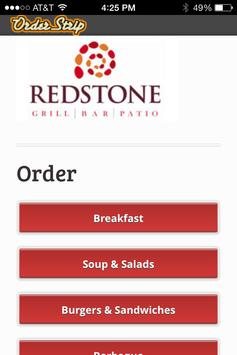 Redstone Grill screenshot 1