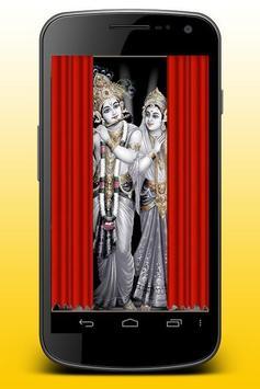 Radio Hare Krishna poster
