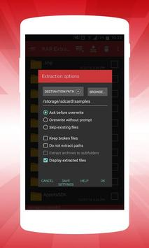 Super Unzip File Extractor apk screenshot