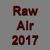 Free Schedule of Raw Air 2017 icon