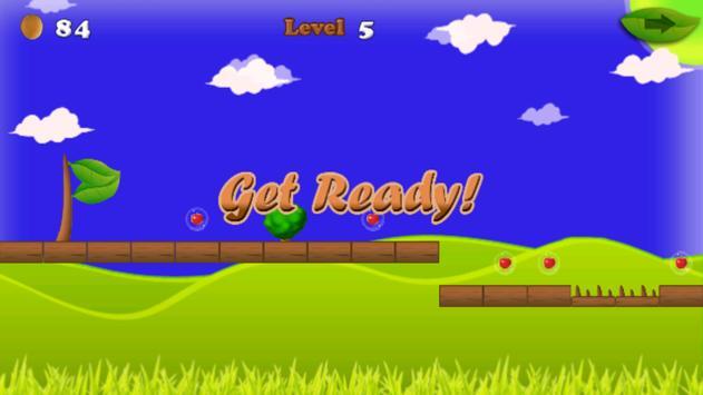 Jumping Bird Funny apk screenshot