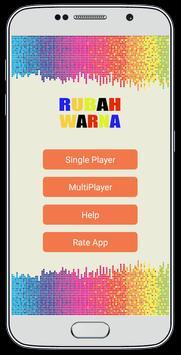 Rubah Warna poster