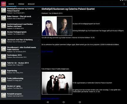 AnJazz screenshot 7