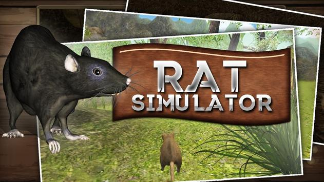 Home Rat simulator poster
