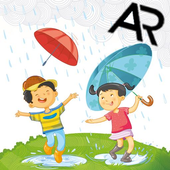 Raindrops 4 AR icon