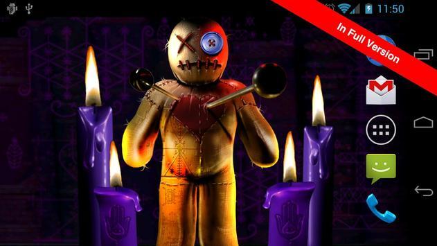 Voodoo Doll Free Wallpaper apk screenshot