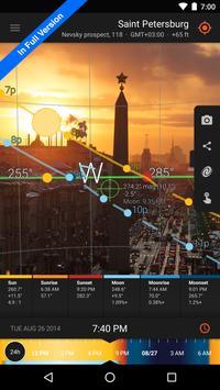 Sun Surveyor Lite apk screenshot