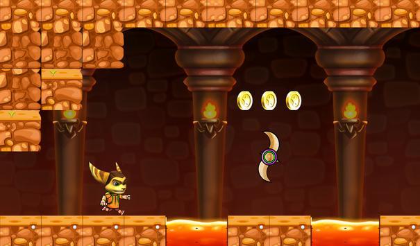 Ratchet Jungle World of Mario apk screenshot