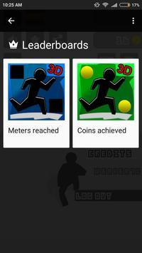 Stickman Runner 3D 🏃 screenshot 2