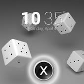 Theme Xperien - Cubes icon