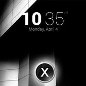 Theme Xperien - Infinite Dark icon