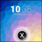 Theme Xperien - Pixelated icon