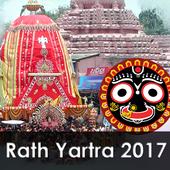 Live Jagannath Rath Yatra 2017 icon