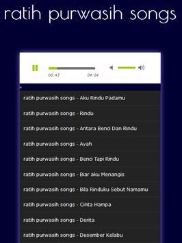 ratih purwasih songs poster