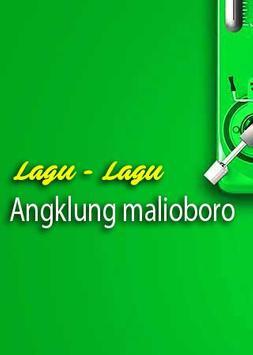 Koleksi Angklung Jogja Malioboro Terlengkap Mp3 poster