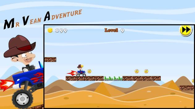 Mr Pean Desert Rush Adventure apk screenshot