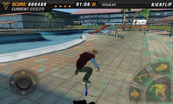 Mike V: Skateboard Party 截图 1