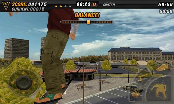 Mike V: Skateboard Party 截图 3