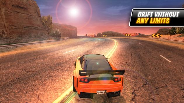 Drift Mania: Street Outlaws LE 截图 4