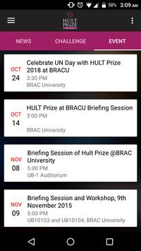 HULT Prize at BRACU apk screenshot
