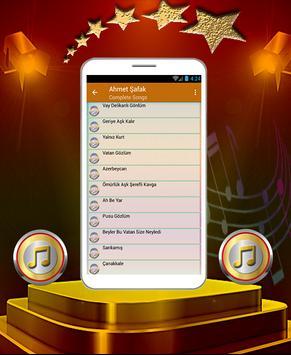 Ahmet Şafak Yeni şarkı screenshot 2
