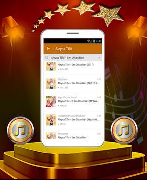 Aleyna Tilki. Yeni şarkı screenshot 3