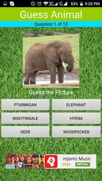 Guess Picture Quiz poster