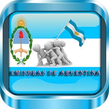 Emisoras, Radios de Argentina. poster
