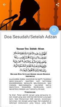 Doa Sesudah Adzan Iqomah For Android Apk Download