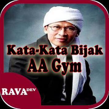 Kata Mutiara Penuh Hikmah AA Gym poster