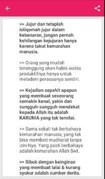 Kata Mutiara Penuh Hikmah AA Gym apk screenshot