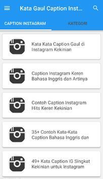 Kata Kata Gaul Caption Instagram Kekinian For Android Apk Download