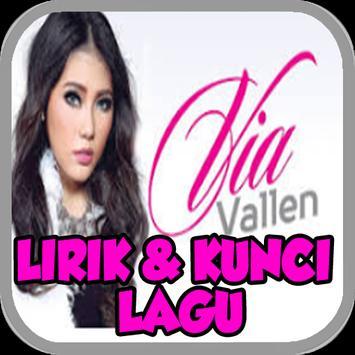 Kunci Gitar Dangdut Via Vallen poster