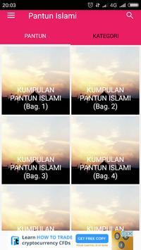 Pantun Islami apk screenshot