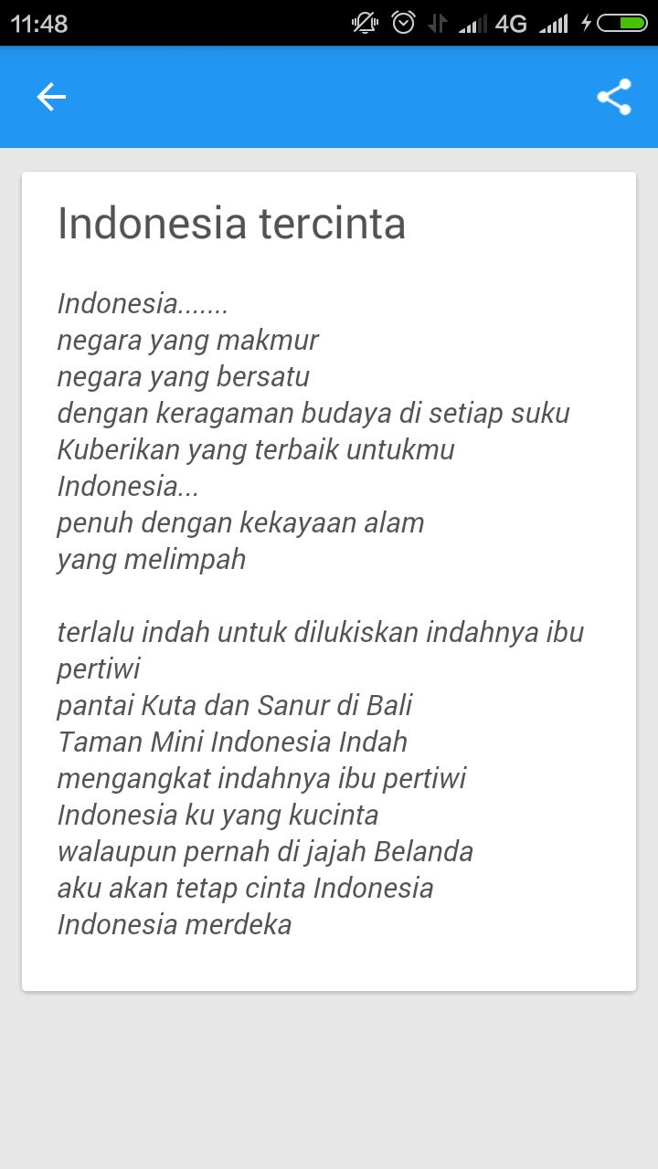 Kumpulan Puisi Tanah Air For Android Apk Download