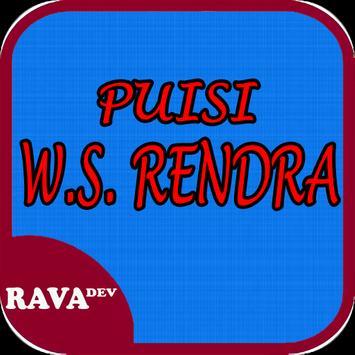 Puisi Terbaik W.S. Rendra poster