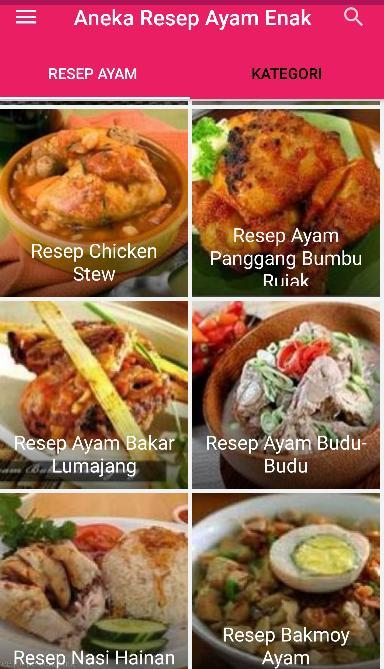 Resep Ayam Goreng Kfc For Android Apk Download