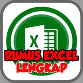 Rumus Excel (Lengkap) ícone
