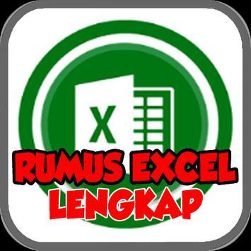 Rumus Excel (Lengkap) poster
