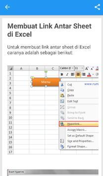 Rumus Excel (Lengkap) apk screenshot