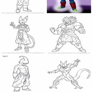 how to draw dragons balls screenshot 6