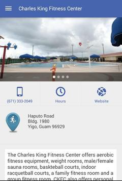 MilitaryMWR Guam apk screenshot