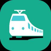 Indian Rail Live Info icon