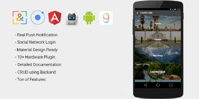 Ionic FrontAND for Android - APK Download