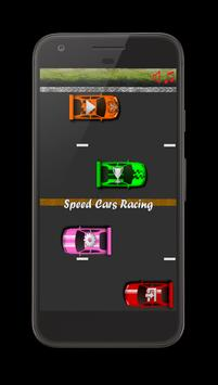 Speed Cars Racing poster